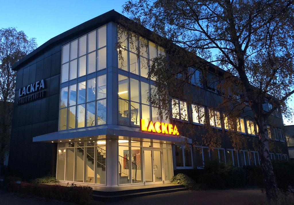 LACKFA Isolierstoff GmbH & Co. KG